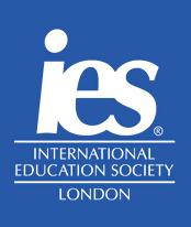 ies London - logo
